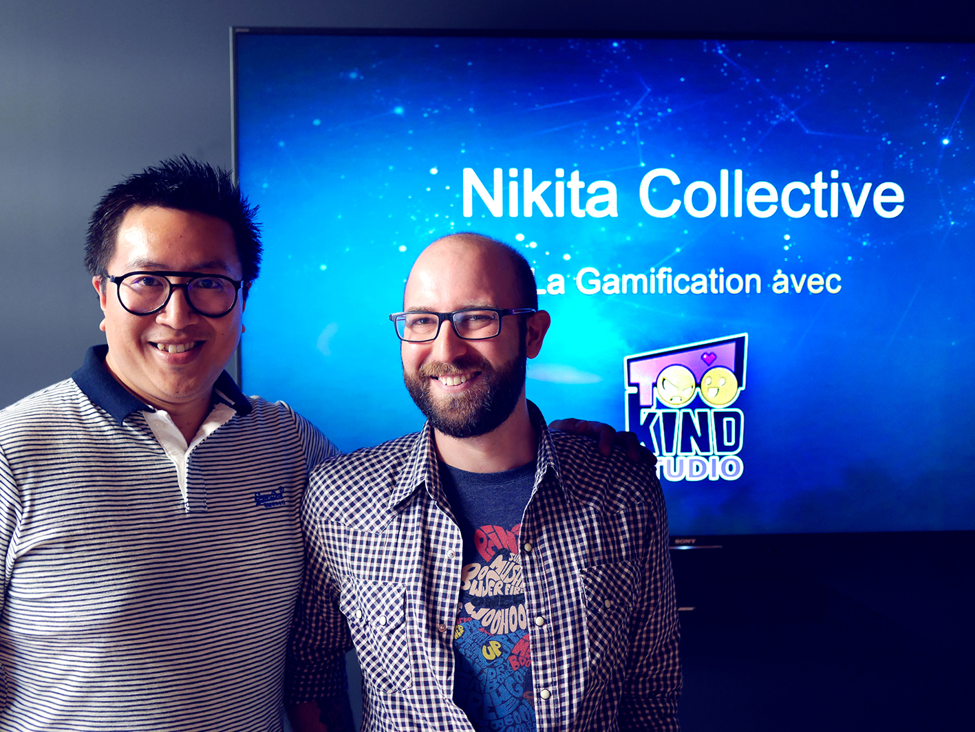 Gamification avec Too Kind Studio